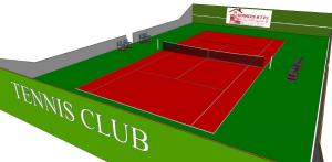 court de tennis Région centre