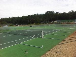 devis clôture tennis travaux