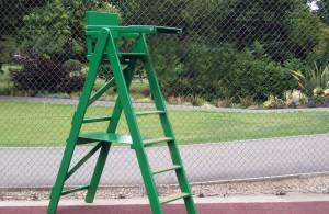 chaise d'arbitre