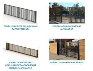 clôture portail 2