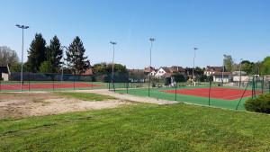 Constructeur de court de tennis