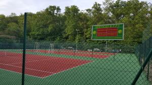 Réhabilitation des terrains de tennis