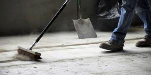Nettoyage de chantier & Remise en état