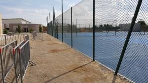 Pare Ballon Tennis