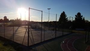Entretien Rénovation des terrains de tennis