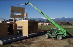 Construction des maisons préfabriqués