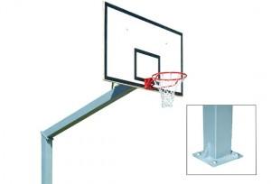 Pannier de Basket sur platine