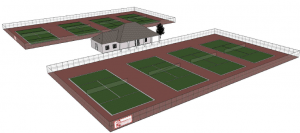 Construire, rénover, entretenir votre court de tennis