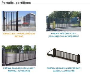 clôture portail 1
