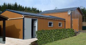 Garage 93 m²