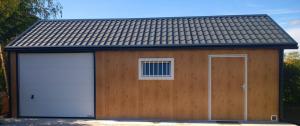 garage 22 m²