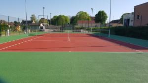 rénovation de court de tennis