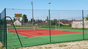 Création de court de tennis après les travaux